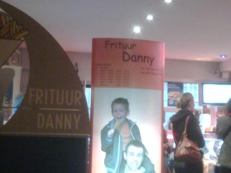 Frituur Danny, Mariakerke, Gent